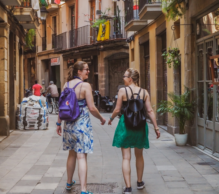 5 reasons to bring your girls to Barcelona